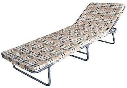 Раскладушка раскладная кровать с матрасом