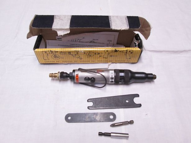 Máquina Pneumática para abrir roscas - NOVA