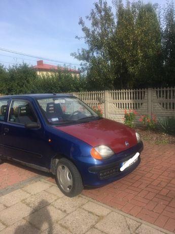 Sprzedam Fiat Seicento 2001 rok
