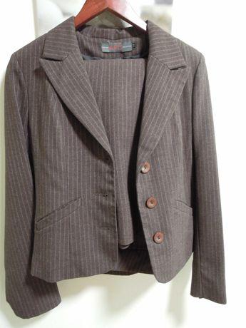 Żakiet, spodnie, spódnica, rozmiar 38