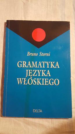 Bruno Storni - Gramatyka Języka Włoskiego