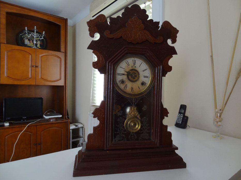 Relógio MANUEL FRANCISCO ARQUES 1913 (Antiguidade) Almeida - imagem 1