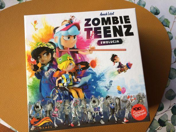 Gra planszowa Zombie Teenz