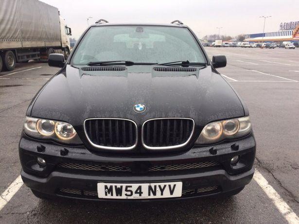 Авторазборка запчасти б/у шрот BMW X5 E53 3.0d РЕСТАЙЛИНГ(2003-2006)