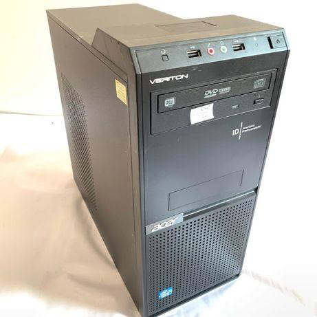 Компютер Acer Veriton E430 Intel Core i3 3240 4Gb DDR3 320HDD W10