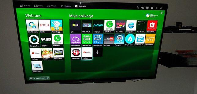 Telewizor Sony model (sat, dvb-t, smart, wifi)