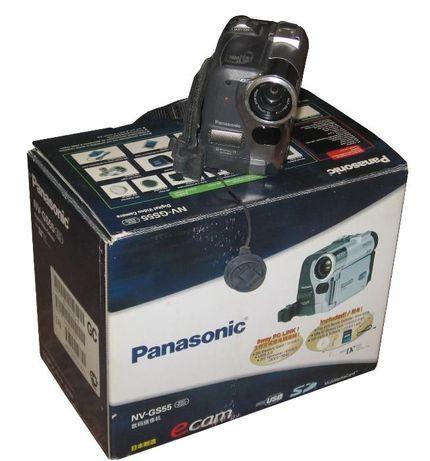 Видеокамера Panaconic NV-GS55
