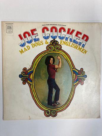 JOE COCKER Mad Dogs & Englishmen płyta winylowa 2LP 1970r