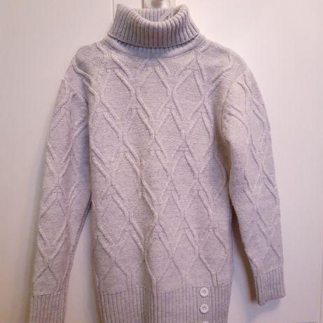 свитер туника р. 134- 140 Mizgin Турция