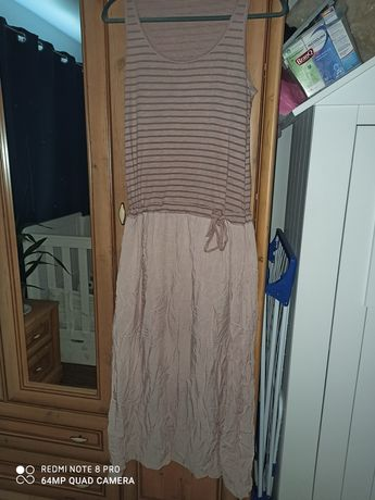 Sukienka maxi rozm.xl
