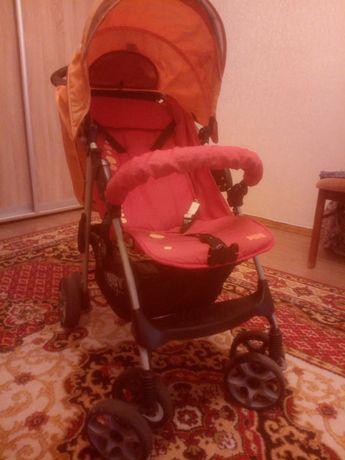 детская летняя прогулочная коляска
