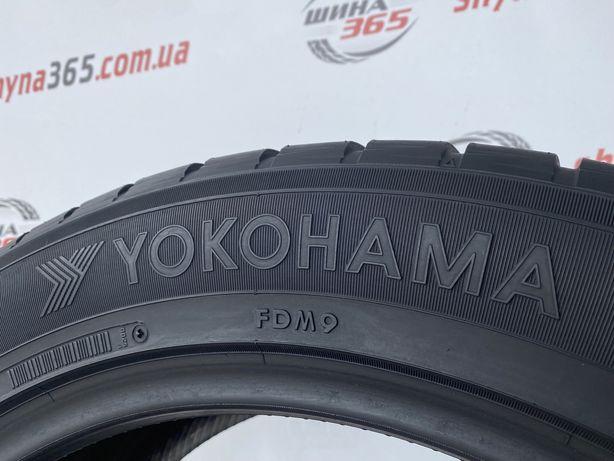 R20 235/55 YOKOHAMA W-Drive Склад Шин б/у ЗИМА Germany 6.4mm