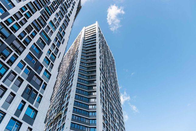 3 комн 109,8 кв.м, видовая 20 этаж ЖК Манхеттен, ЖК Manhatten