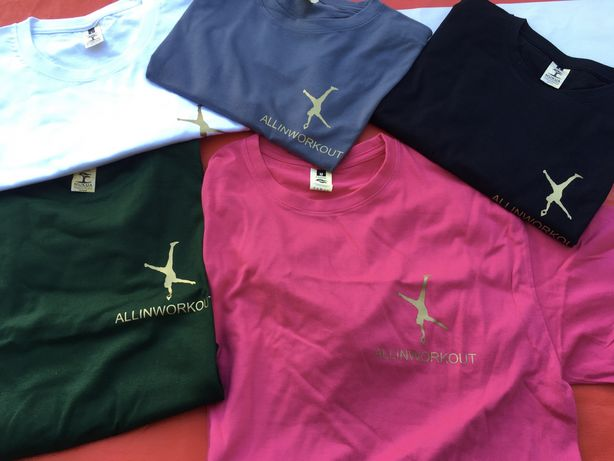 Allinworkoutpt T shirts