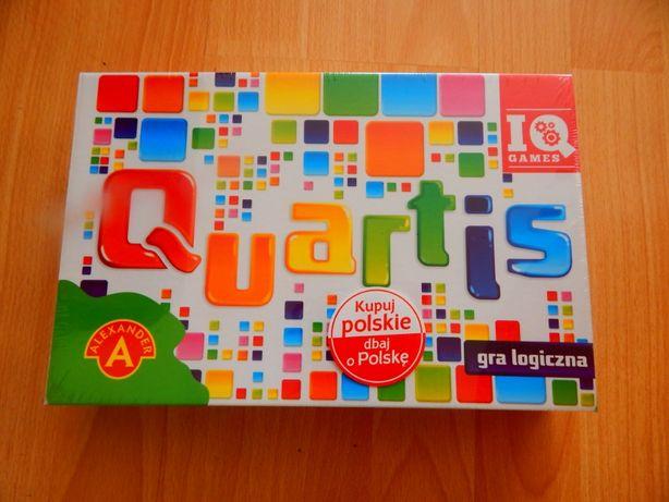 """Gra logiczna """"Quartis"""" Alexander"""