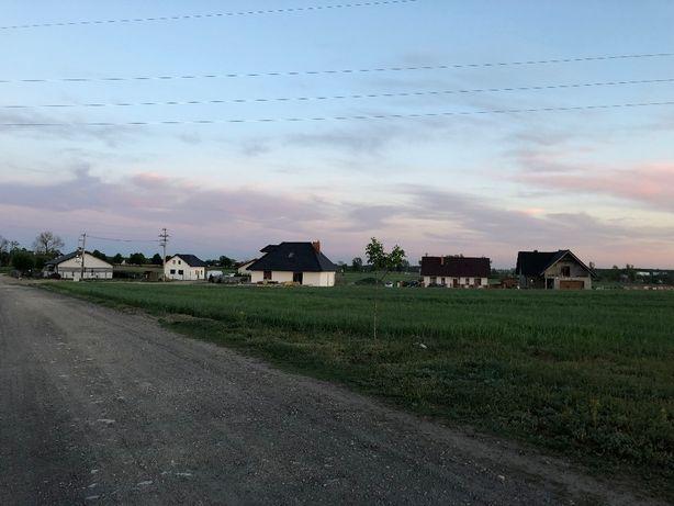 Działki budowlane 900 m okolice Gniezno.