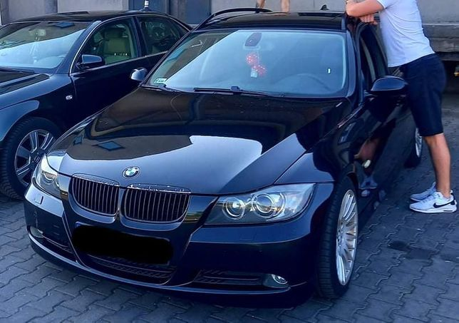 BMW E91 2007 Full opcja