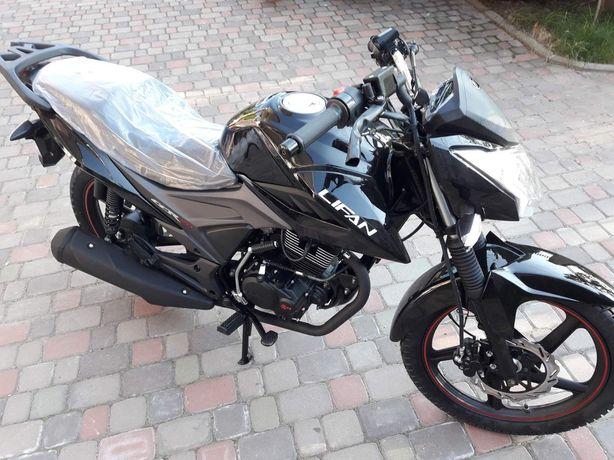 Мотоцикл Lifan 150 куб новий