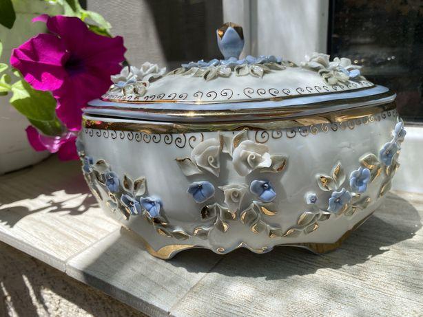 Конфетница, ваза доя конфет СССР