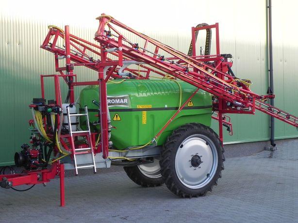 Opryskiwacz ciągany Promar Tolmet hydraulicznie rozkładany 1000l -3000