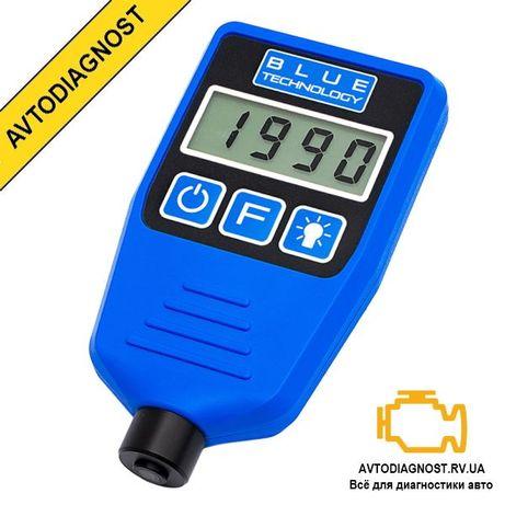 Толщиномер краски Blue Technology DX-13-FE (с цветной индикацией)