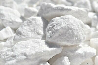 ŚNIEŻNOBIAŁY GRECKI THASSOS Grys Otoczak Żwir Kamień Ogrodowy Ząbki