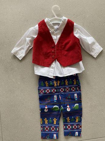 Ubranka Świąteczne dla chłopca