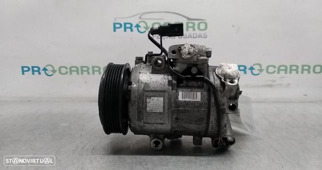 Compressor Do Ar Condicionado Volkswagen Polo (9N_)