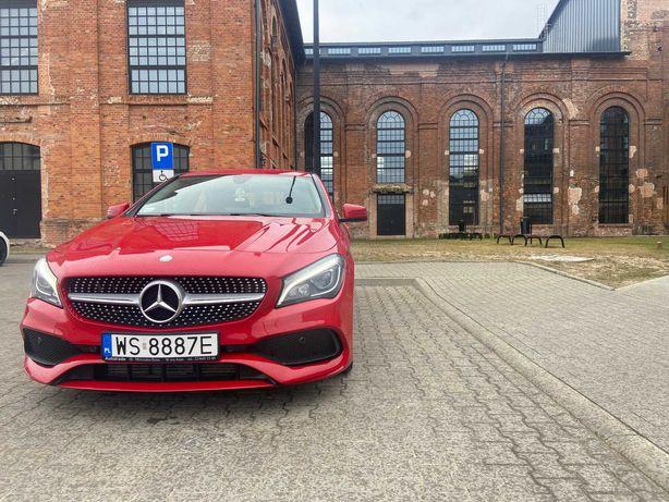 Mercedes CLA 220 Pierwszy właściciel Salon Polska