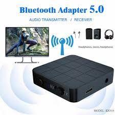 Аудио передатчик приемник 2в1 Bluetooth 5.0 с аккум (KN321,KN319)