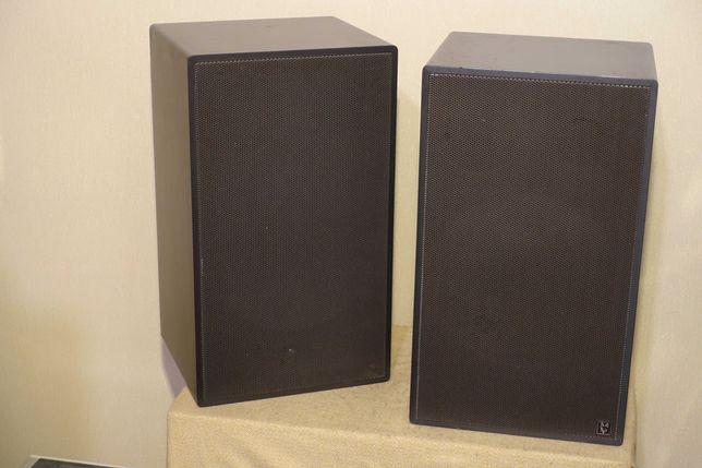Немецкая 4-х полосная HI-FI акустика EUROSOUND HLB 120 (НЧ 250мм/120Вт