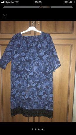 Теплое платье mango