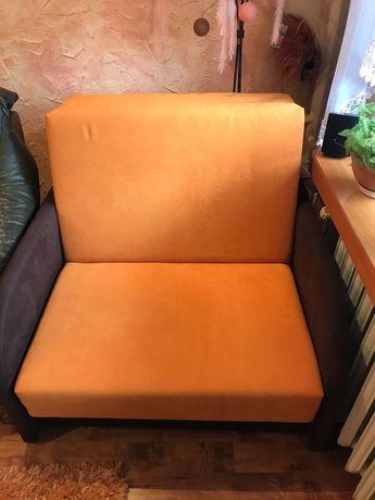 Sprzedam rozkładany fotel z funkcją spania