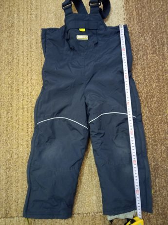 Spodnie ocieplane, rozmiar 104-110