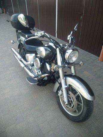 Yamaha drag Star 1100 ,2009r. 10 tyś km przebiegu zamiana