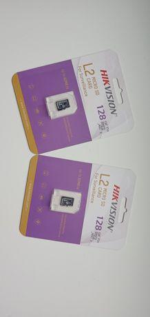 Карта памяти microSD card HIKvision