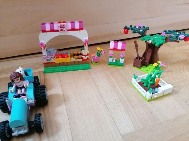 Lego friends owocowe zbiory i traktor