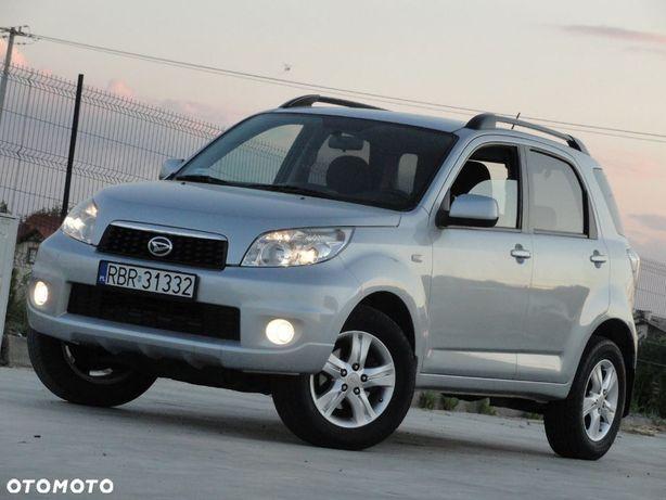 Daihatsu Terios 1,5b 4x4 Lpg Alu Klima Lift Stan Bardzo Dobry