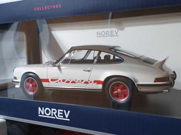 1 18 Norev Porsche 911 Carrera 2.7 RS