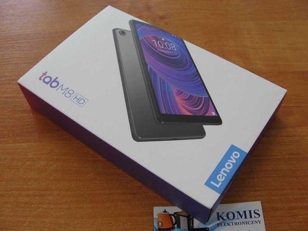 "NOWY tablet (PLOMBA) Lenovo TAB M8 TB-8505X 8"" LTE+SIM 2GB/32GB GW24M"
