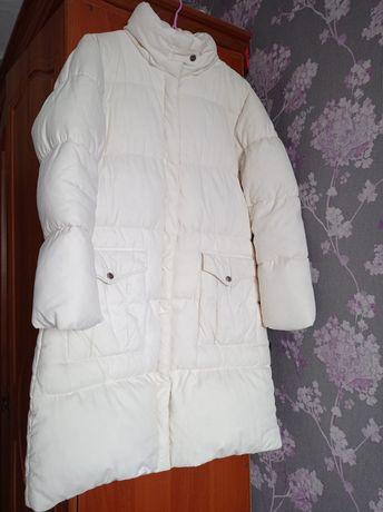 Пуховик белый  Vero Moda XL