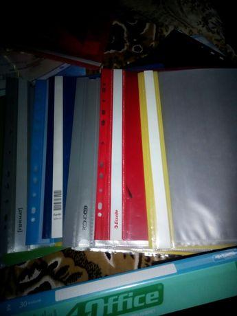 Файлы,папки для файлов А4