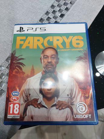 Sprzedam Far Cry 6 PS5