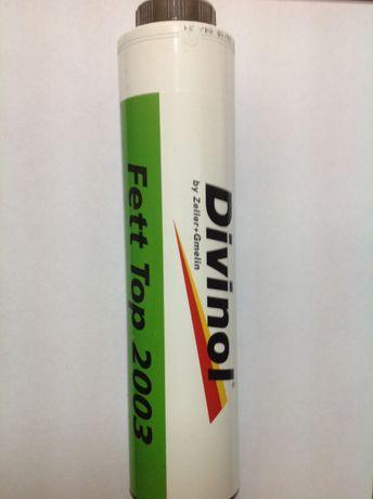 синтетическая кальцевая смазка для велосипедов Divinol Fett Top 2003