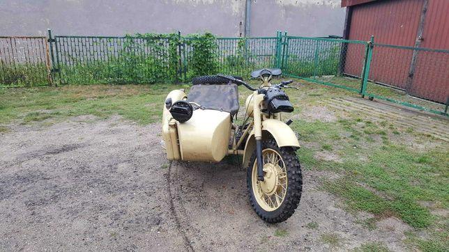 Motocykl K-750 Dniepr Ural Zabytkowy