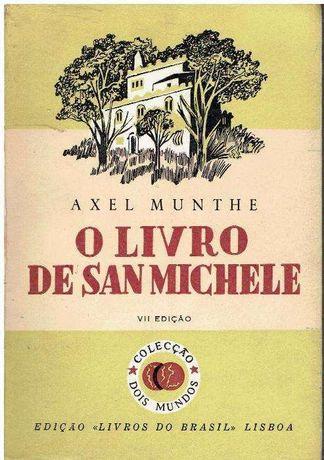 4823 - Literatura - Livros de Axel Munthe