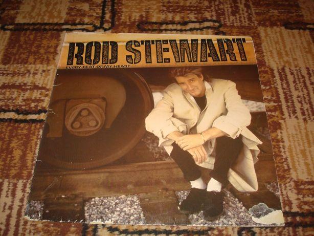 Płyty winylowe Rod Stewart-Every Beat Of My Heart