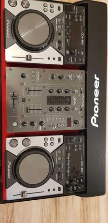Pioneer CDJ 400 DJM 400