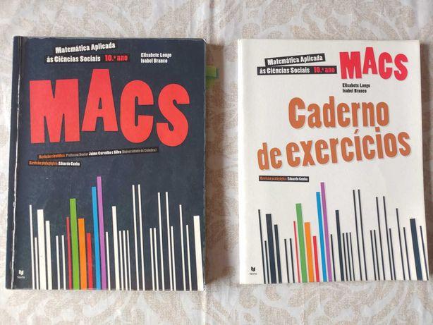 Livros Escolares do 10.º Ano