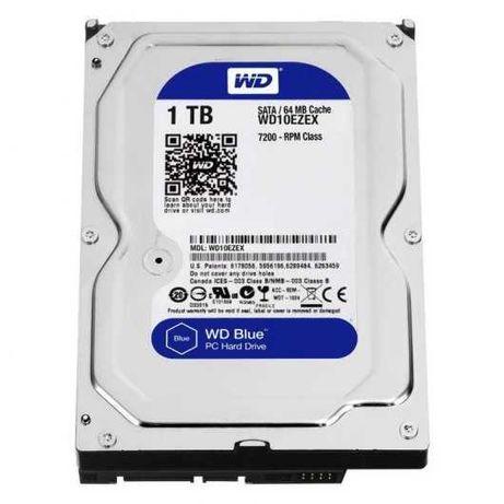 Discos Rígidos 1TB e 500GB